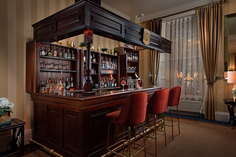the boardroom bar